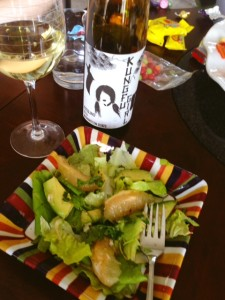 Paired with Kung Fu Girl Riesling